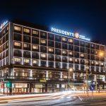 Original Sokos Hotel Presidentti sai arvoisensa valaistuksen